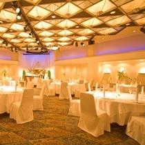 ◆2階大宴会場【グランドコート】着席パーティー形式<430㎡>