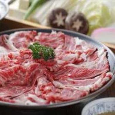 【夏旅セール】夕食はあっさりヘルシー♪黒毛和牛&飯南豚しゃぶしゃぶ♪プラン★