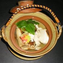 *料理一例【秋】/松茸を使ったお料理をお出しすることも♪秋ならではの楽しみを満喫。
