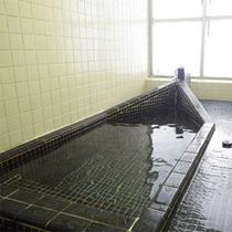 *笹舟の湯(貸切利用)/文豪・武者小路実篤が命名したお風呂。源泉そのまま、ぬるめでゆっくり入れます。