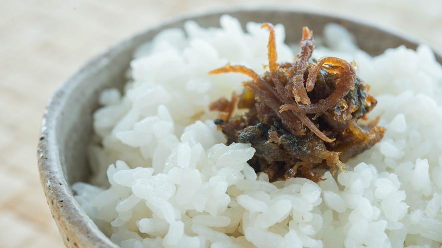 *生姜の佃煮(プラン特典)/手作りの生姜の佃煮です♪冷え性改善、体がぽかぽかに!
