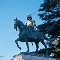 仙台城跡(青葉城址)の政宗像