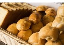【和洋バイキング朝食】パンコーナー