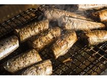 【和洋バイキング朝食】本日の焼き魚