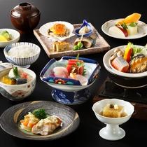 夕食イメージ 伊豆見会席 2016年9~11月