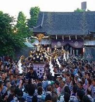 三社祭 神輿