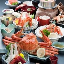 日本海の冬といえば、「ずわい蟹」