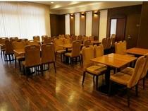 ホテル1階会議室