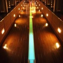 大浴場〜廊下
