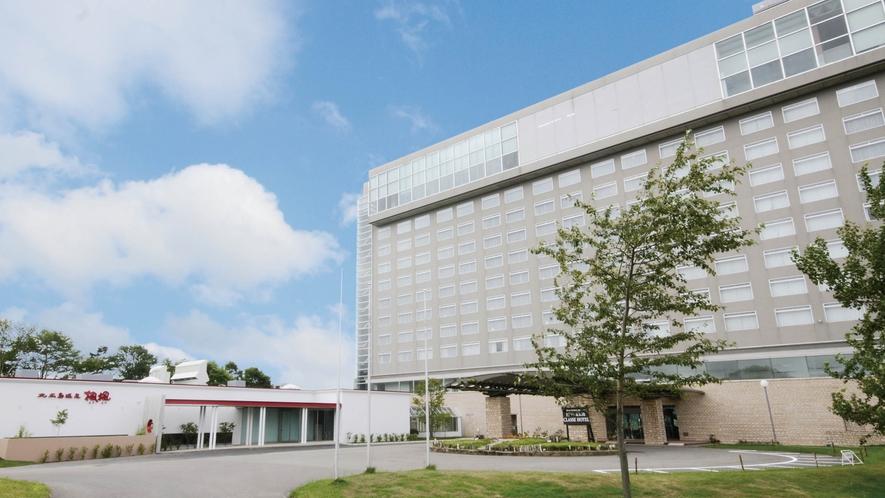 ホテル&楓楓全景