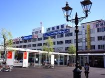 ■新潟駅 万代口