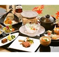 秋の和食膳③
