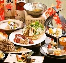 秋の和食膳②