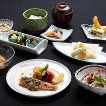 夏:和食膳イメージ