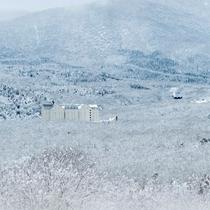 蔵王といえば…雪景色! 佐々木俊江様撮影
