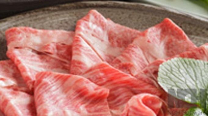〜離れ・囲炉裏でいただく鍋料理〜◆牛すき焼き◆コクのある味わいが人気の一品。