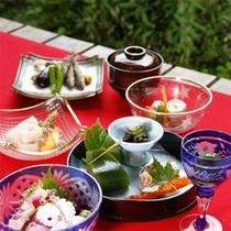 初夏のお食事(一例)