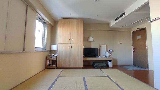 みんなで泊まれるお部屋☆最大4名様まで宿泊可(当館1室限定の和室)