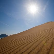 鳥取と言えば、やはり『鳥取砂丘』!