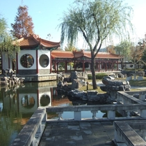 中国庭園『燕趙園』