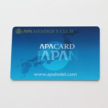 アパ会員カード