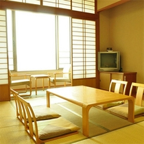 【山側和室】客室例