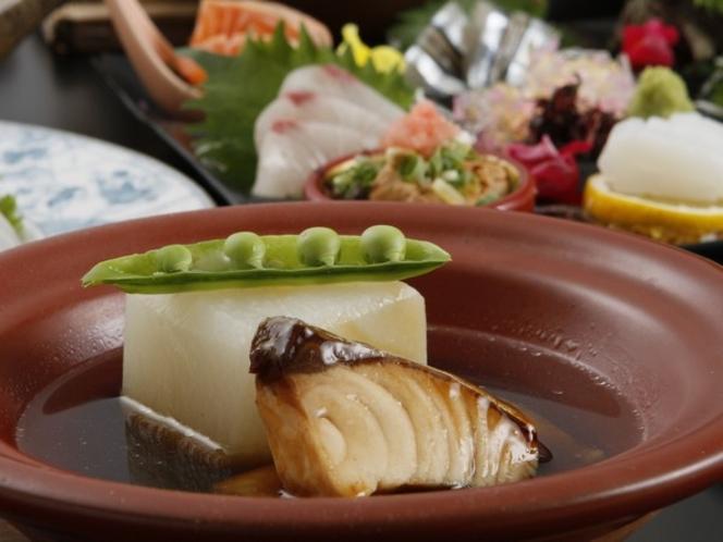 桜島大根とかんぱち煮♪