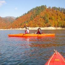■カヌー体験