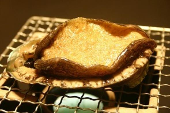 あま辛たれの金目姿煮+あわび焼きプラン