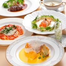 洋食デラックスコース