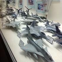 *三沢航空科学館(車で40分)*