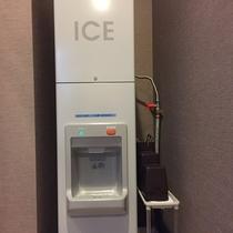 製氷機(1階自動販売機コーナー)