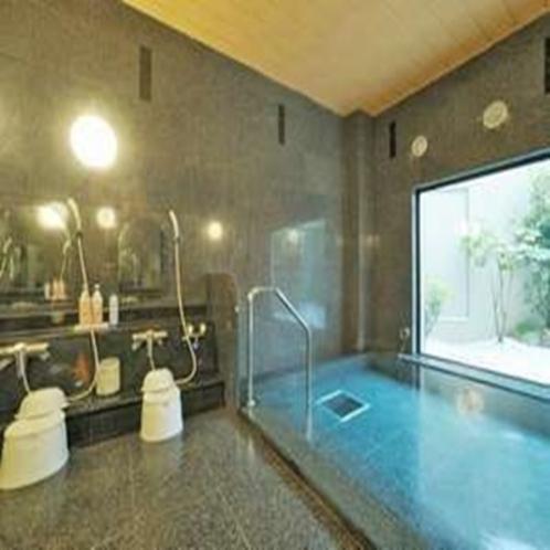 ★ラジウム人工温泉大浴場★ご宿泊の方は無料でご利用いただけます