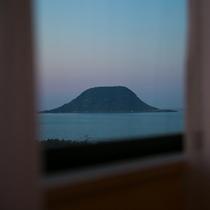 【客室からの風景】