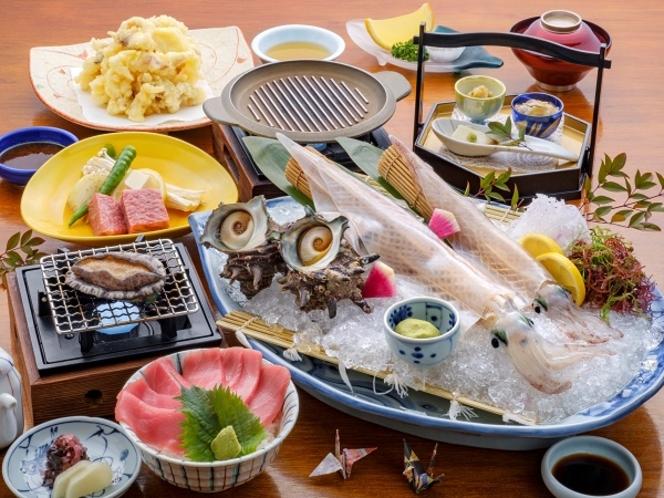 日本料理:特選会席(春~夏)