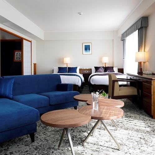客室最上階フロア「スイートルーム」イメージ