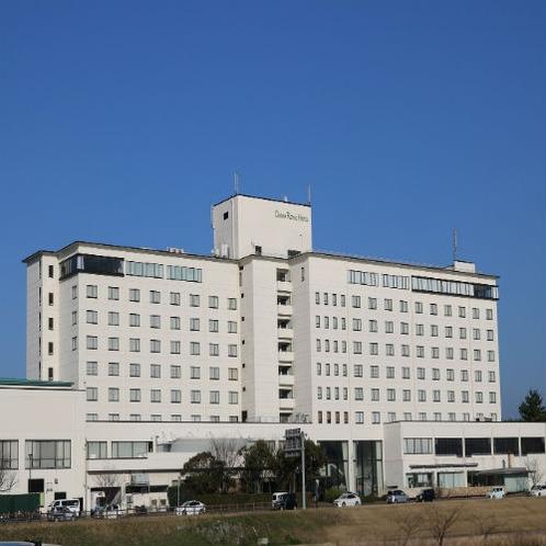 ホテル&リゾーツ 佐賀 唐津【外観(川側)】