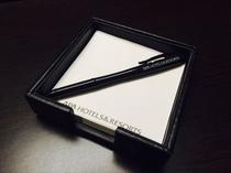 オリジナルボールペン・メモ帳