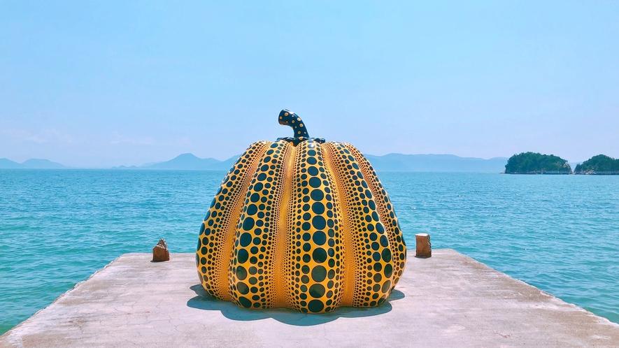 ■直島 南瓜(黄かぼちゃ)