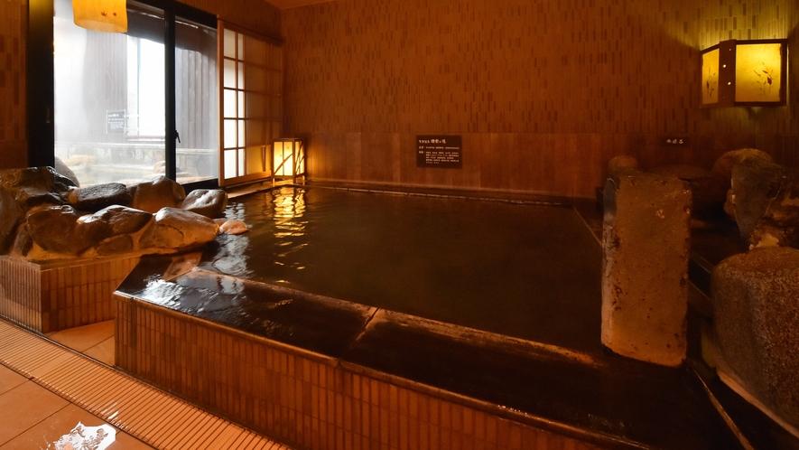男子内湯(41℃~42℃)