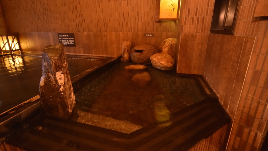男子水風呂