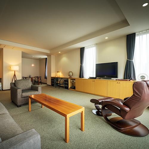 ■客室■普段の喧騒から解き放たれ静けさと安らぎを北欧の家具に囲まれて過ごす、快適な滞在をお届けします