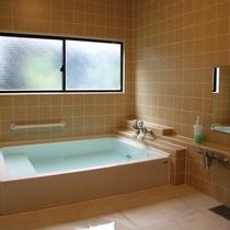*【大浴場】湯船にゆっくりと浸かって、1日の疲れを流してください。