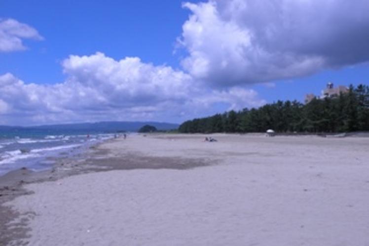 鉢ヶ崎ビーチ
