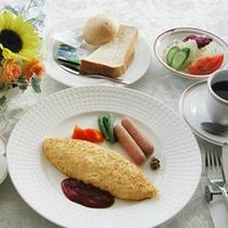 ■ご朝食(洋食)+ドリンクバーとヨーグルトバー