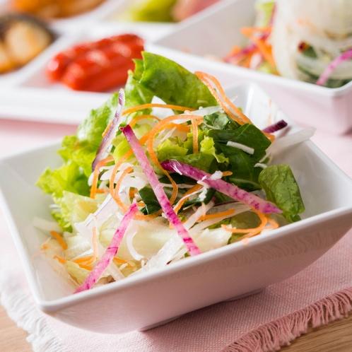 健康な土から生まれたオーガニック野菜はビタミンCやミネラルがたっぷり