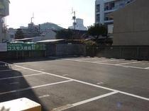 ウェーブ第四駐車場(14台駐車可能)