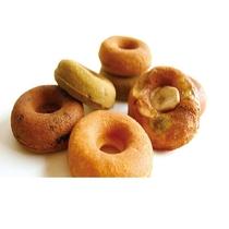 手焼きドーナツ専門店わっか堂さんの焼きドーナツ