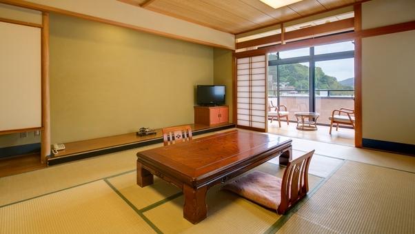 3階和室10畳【禁煙】夕食・朝食共に会場食