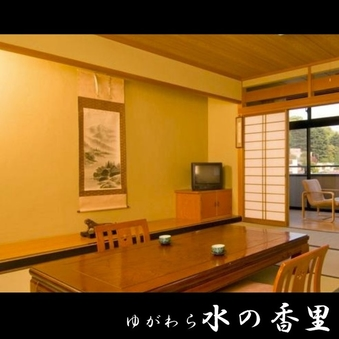 和室10畳【夕食はゆったりお部屋食/朝食は会場食】